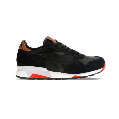 Sneakers Diadora Trident 90 Nyl 161303 C6370 Color Negro