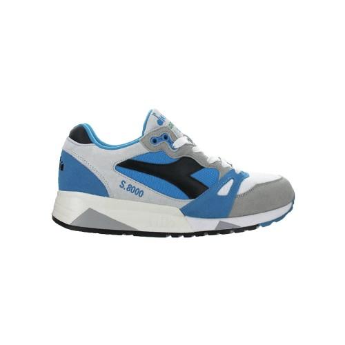 Sneakers Diadora S8000 Nyl Ita 501170470 C6117 Color Gris...