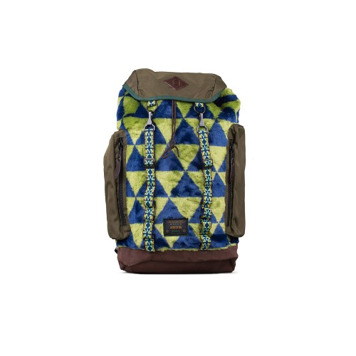 Mochila Scotch & Soda 139937 Color  Kaki y Verde