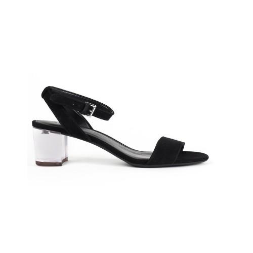 Zapatos de Ante Michael Kors Brena Flex Mid Color Negro