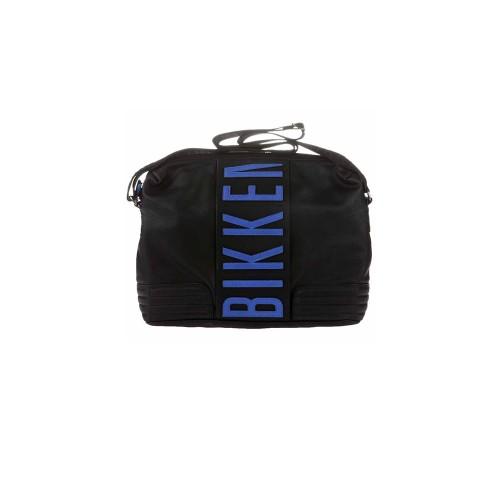 Bandolera Bikkembergs D2704 Color Negro y Azul