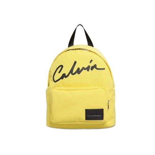 Mochila Calvin Klein Jeans K60K606591 Color Amarillo