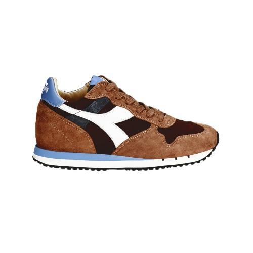 Sneakers Diadora Trident W Nyl 160445 C7141 Color Marrón...
