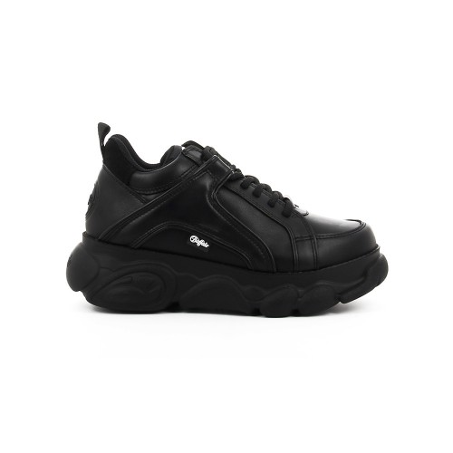 Leather Sneakers  Buffalo CORIN Color Black