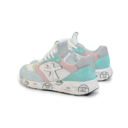 Sneakers Premiata ZACZACD 4591 Color