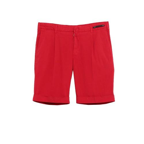 Bermudas PT01 CBYT11Z20CL3 Color Rojo