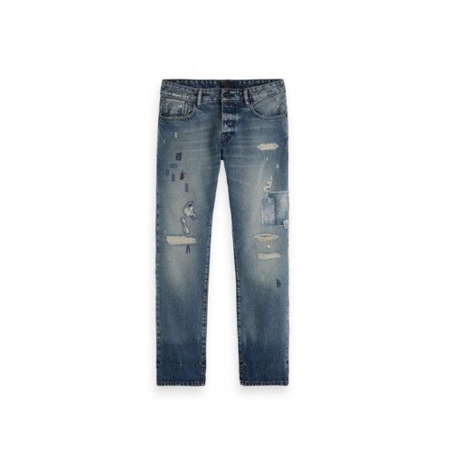 Jeans SCOCHT & SODA Lot 22 Ralston- The Underground Color...