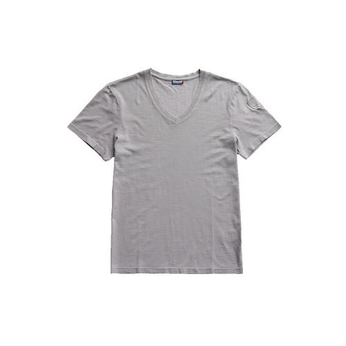 T-Shirt manica corta uomo Blauer 20SBLUH02374 colore grigio