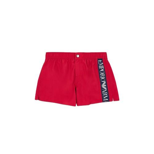 Bañador Short EA7 Emporio Armani 211742 Color Rojo