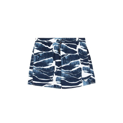 Swimsuit  EA7 Emporio Armani 211740 Colour Blue Animal Print