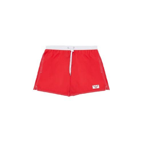 Bañador EA7 Emporio Armani 211740 Color Rojo