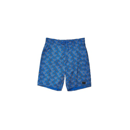Bañador Surfero EA7 Emporio Armani 902006 Color Azul...