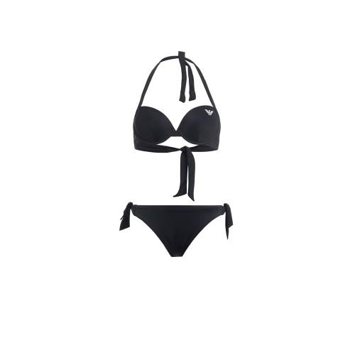 Bikini EA7 Emporio Armani 262479 Color Negro