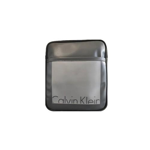 Borsa a Tracolla Calvin Klein K50K500748-9018 Colore Grigio