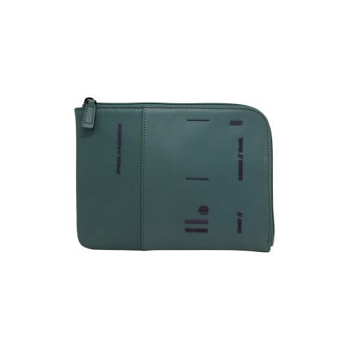 Funda de Piel ParaTablet o Ipad Piquadro AC4999S106 VE...