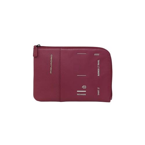 Custodia in Pelle per Tablet o Ipad Piquadro AC4999S106...