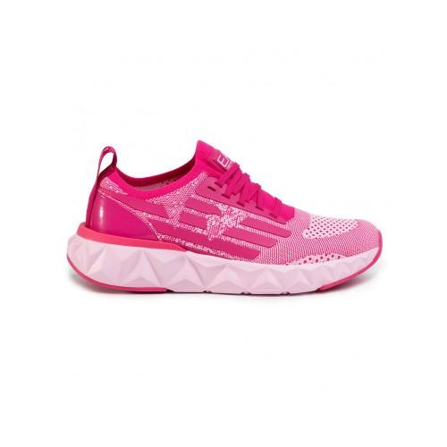 Sneakers EA7 Emporio Armani X8X048 Color Fucsia