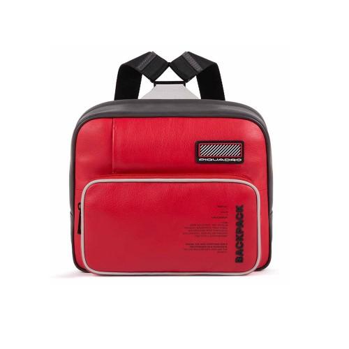 Bandolera de Piel Piquadro CA5149W106/R Color Rojo