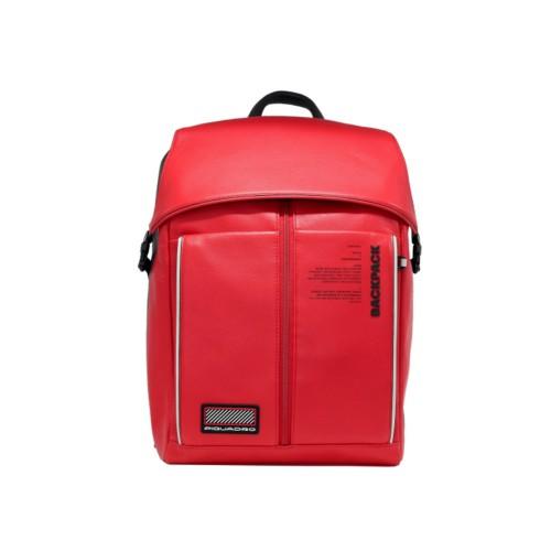 Mochila de Piel Piquadro CA5146W106/R Color Rojo
