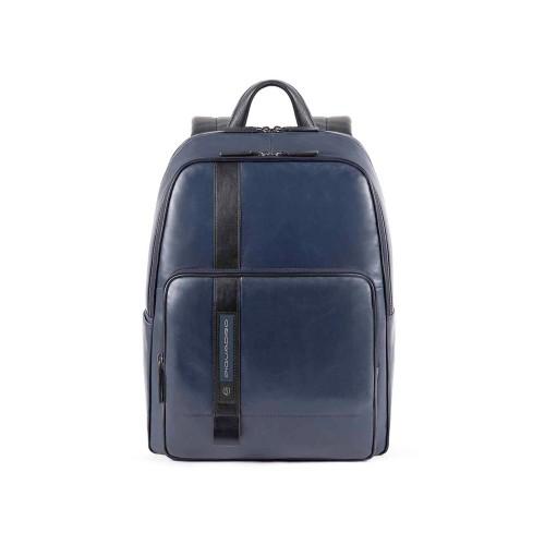 Mochila de Piel Piquadro CA5181W105/BLU Color Azul Marino