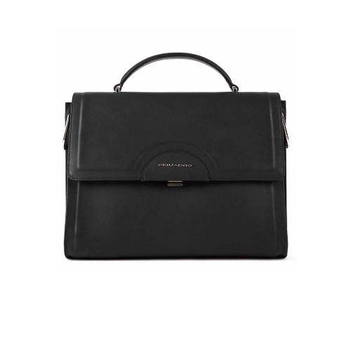 Bolso de Piel Piquadro BD5123W102/N Color Negro