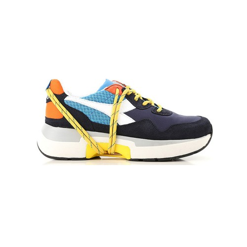 Sneakers Diadora Heritage N9000 TXS MESH Color Azul...
