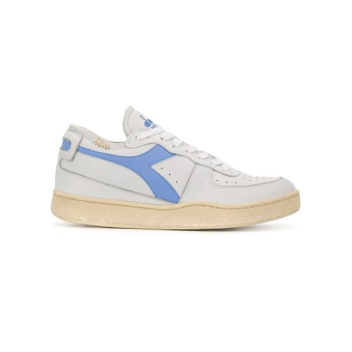 Sneakers Unisex Diadora 176282 Ml BASKET ROW CUT Color White