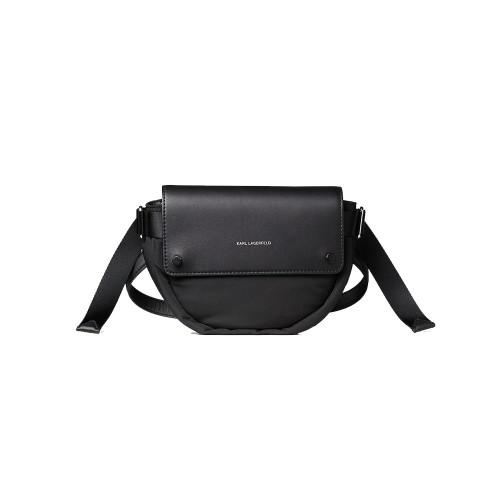 Riñonera Karl Lagerfeld 201W3036 K / IKON Color Negro