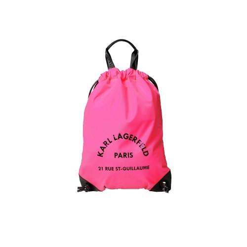 Mochila Plana Karl Lagerfeld 201W3078 Rue de St-Guillaume...