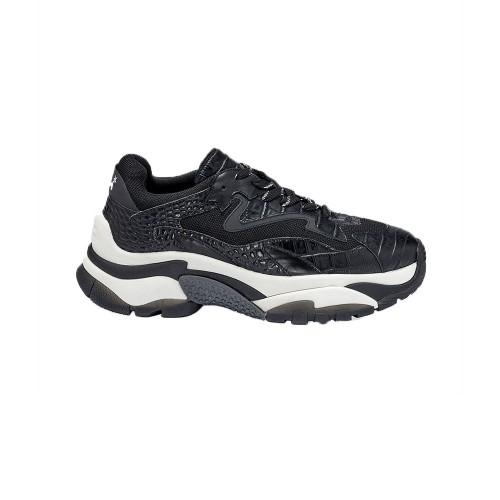 Sneakers de Piel ASH Atomic Color Negro