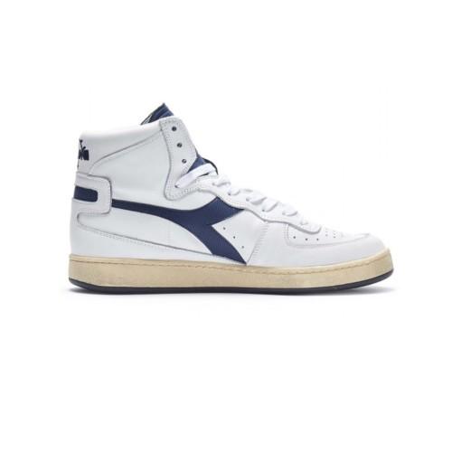 Sneakers de Piel Diadora Heritage 158569 MI BASQUET USED...