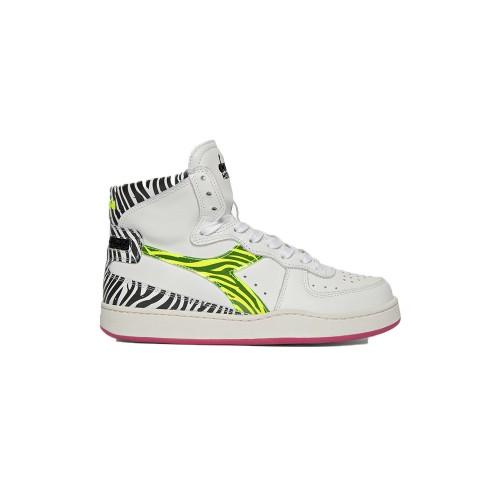 Sneakers de Piel Diadora Heritage 175807 MI BASKET H...