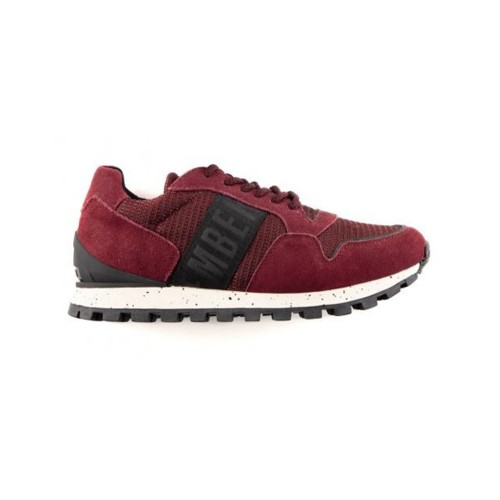 Sneakers de Ante Bikkembergs BKE109197 Color Granate