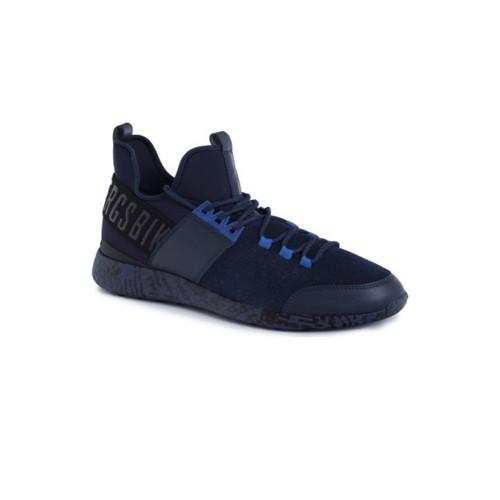 Sneakers in Pelle Scamosciata Bikkembergs BKE108839...