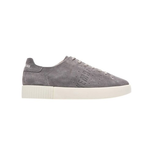 Sneakers de Ante Bikkembergs BKE109339 Color Gris