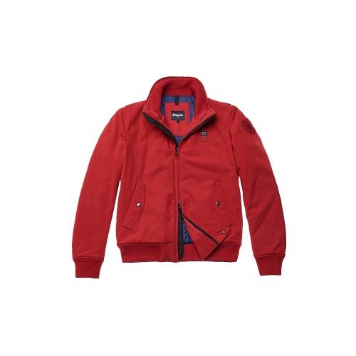 Chaqueta Bomber Blauer WBLUC02189 Color Rojo