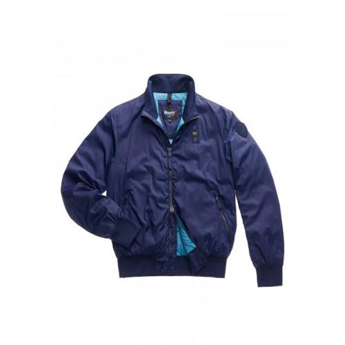 Giacca Blauer, modello SBLUC02349, colore blu navy
