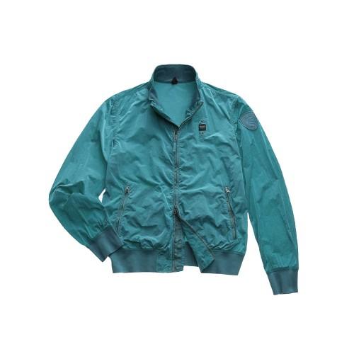 Chaqueta Blauer SBLUC04009 Color Turquesa