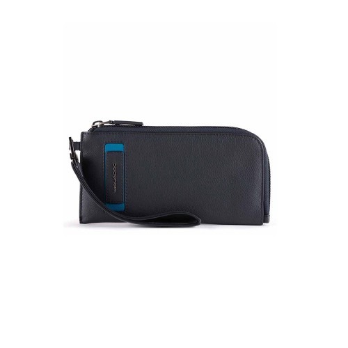 Leather Mobile Bag Piquadro Piquadro PP4766W103R/BLU...