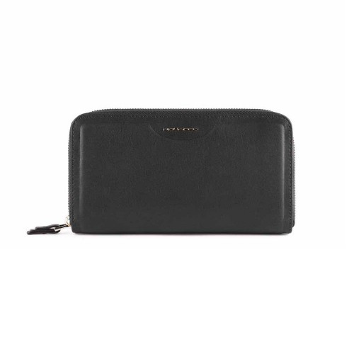 Monedero de Piel Piquadro PD1515W102R/N Color Negro