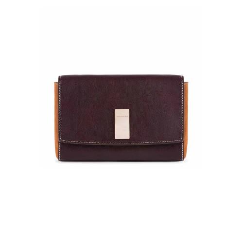 Leather Bag Piquadro PP5292DFSR/MCU Color Brown