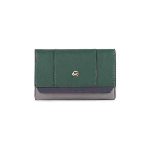 Portafoglio in Pelle Piquadro PD4152W92R/VE2 Colore Verde