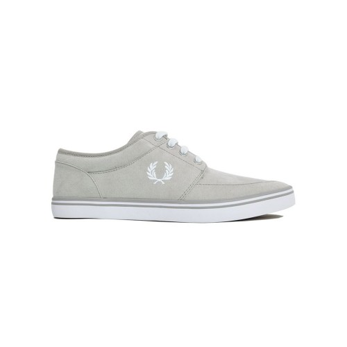 Sneakers de Ante Fred Perry B3148 Color Gris