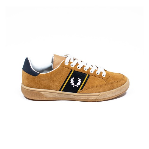 Sneakers de Ante Fred Perry B34 Color Camel
