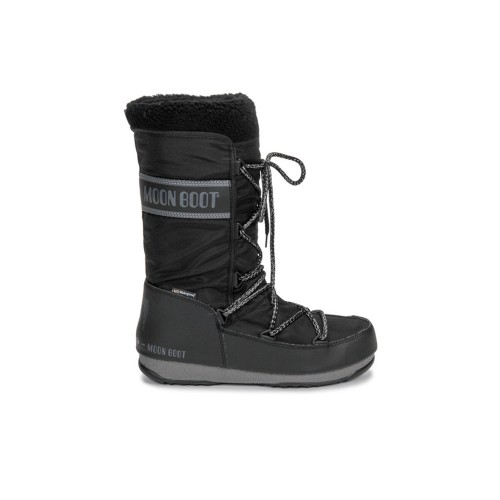 Bota Alta MOON BOOT MONACO WP Color Negro