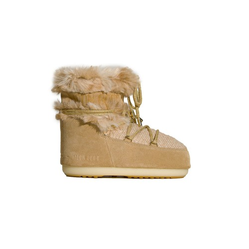 Botas MOON BOOT MARS WOOL FUR Color Beige