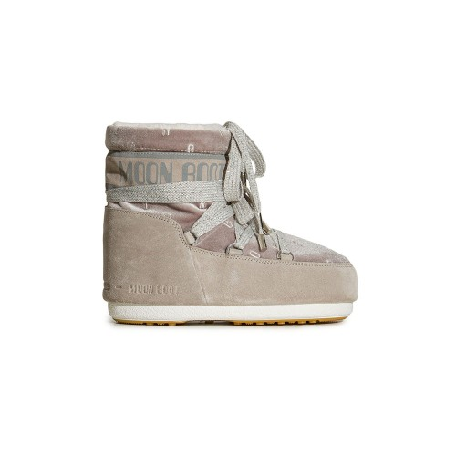 Botín MOON BOOT MARS CHENILLE Color Beige  / Taupe