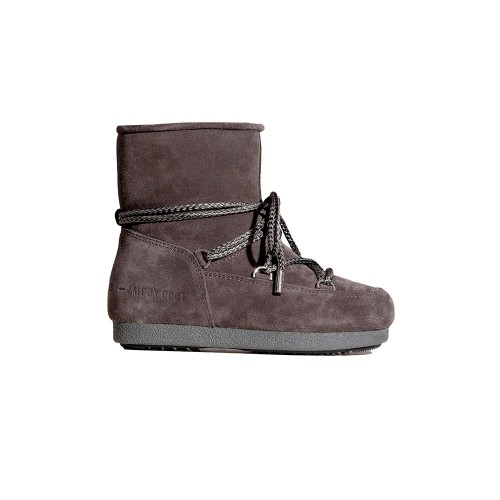 Stivaletto MOON BOOT FAR SIDE LOW SUEDE Color Anthracite