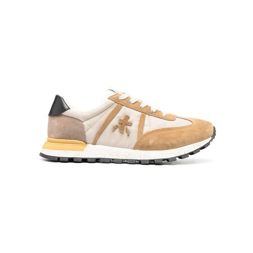 Sneakers Premiata JOHNLOWD 5070 Color Camel