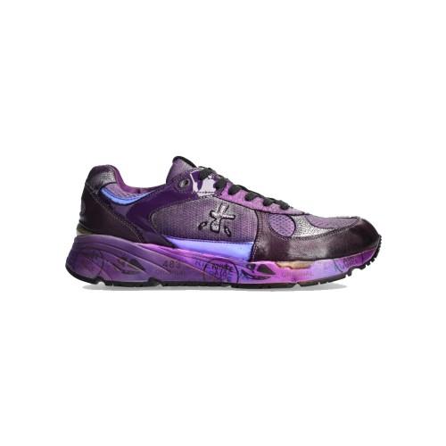 Sneakers Premiata MASE 4645 colore viola